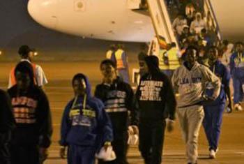 Quelque 11 074 migrants sont retournés dans leur pays d'origine depuis que l'OIM a intensifié ses efforts d'aide au retour en Libye début octobre.