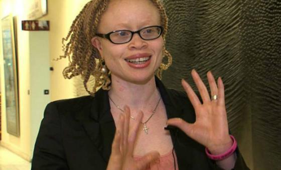 A especialista em direitos humanos Ikponwosa Ero.