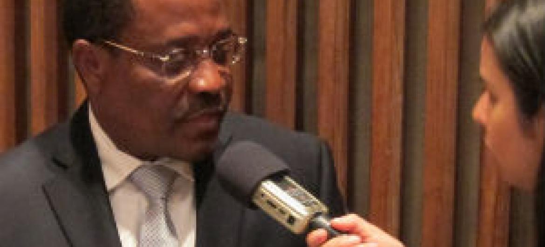António Gumende em entrevista à Rádio ONU.