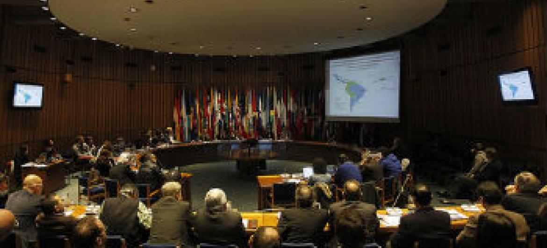 Relatório foi apresentado nesta quinta-feira no Chile. Foto: Cepal/Carlos Vera