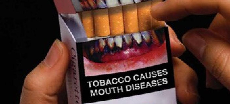 Desencorajar os jovens de fumar.