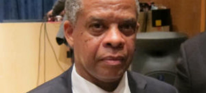 Carlos Agostinho das Neves. Foto: Rádio ONU