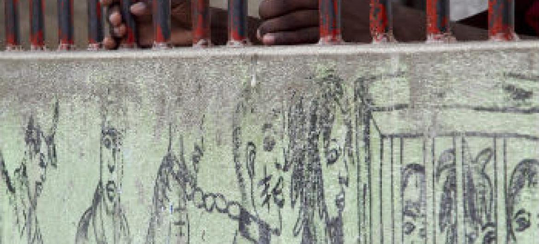Prisioneiros já cumpriram as sentenças. Foto: ONU/Victoria Hazou