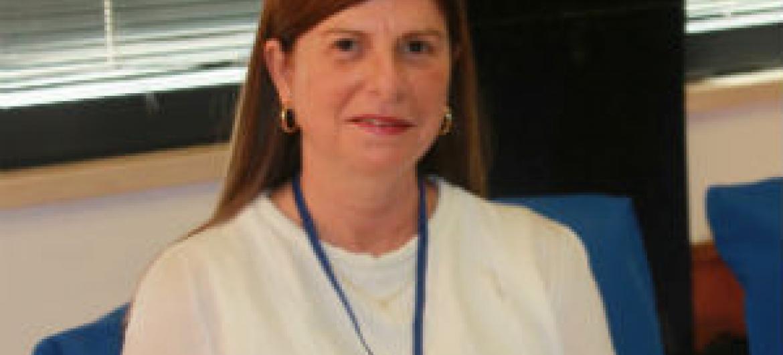 Regina Ungerer. Foto: Arquivo pessoal