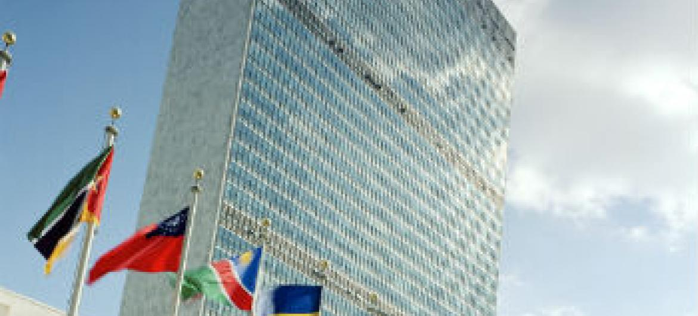 Sede da ONU em Nova York. Foto: ONU/Andrea Brizzi