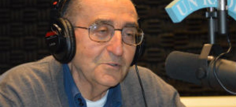 Aldo Marchesini. Foto: Rádio ONU
