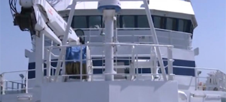 Foto: Reprodução vídeo Projeto EAF-Nansen