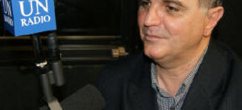 Francisco Martucci. Foto: Rádio ONU.