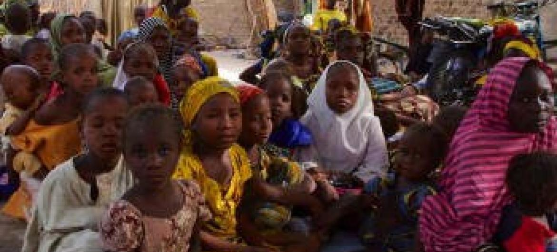 Proteção de 10,5 mil alunos. Foto: Acnur.