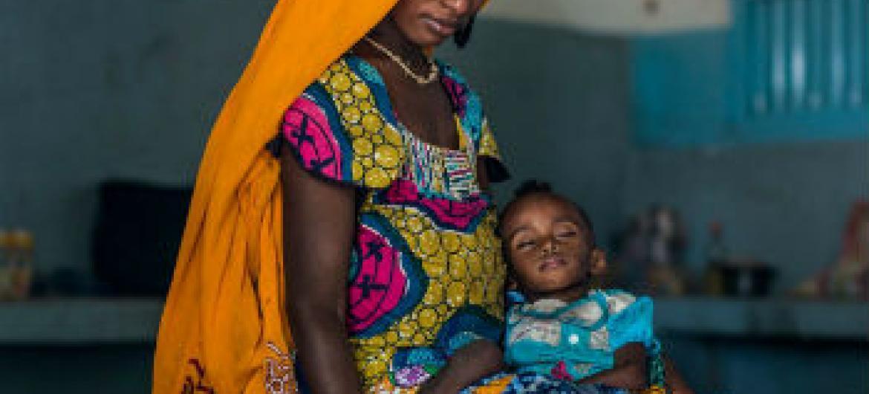 Refugiados no continente africano enfrentam crise de segurança alimentar. Foto: Acnur/C. Fohlen