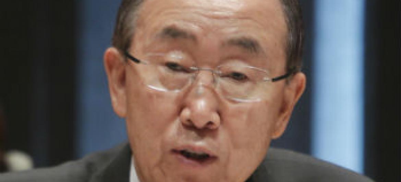 Ban Ki-moon. Foto: ONU/Devra Berkowitz