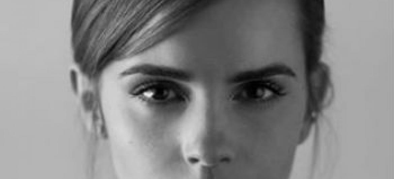 Emma Watson. Foto: ONU Mulheres