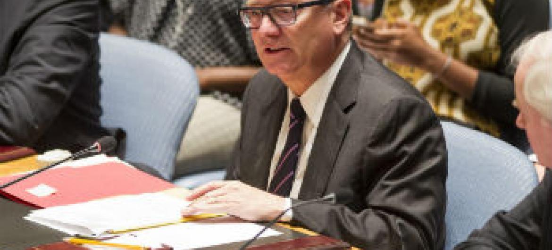 Jeffrey Feltman. Foto: ONU/Mark Garten