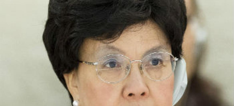 Margaret Chan. Foto: ONU/Jean-Marc Ferré