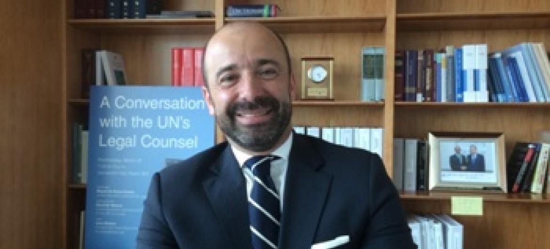 Miguel de Serpa Soares. Foto: Rádio ONU