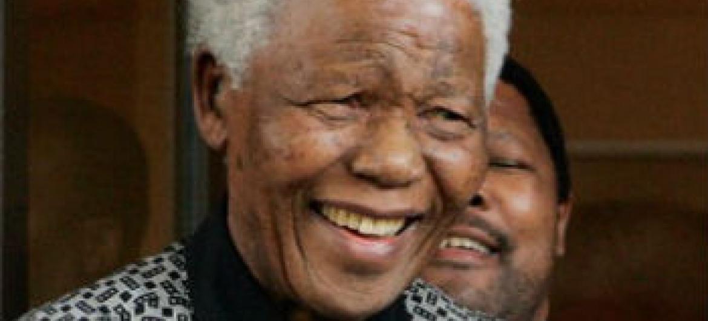 Nelson Mandela Foto: Unesco