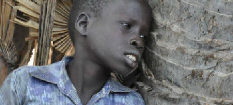 Crise humanitária no Sudão do Sul. Foto: Ocha