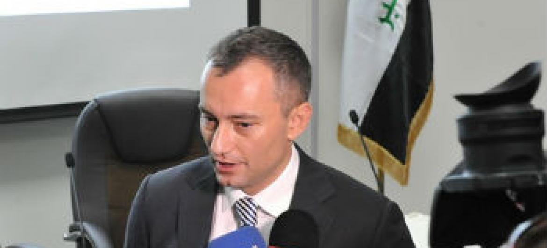 Nickolay Mladenov apela à segurança dos civis. Foto: Unami