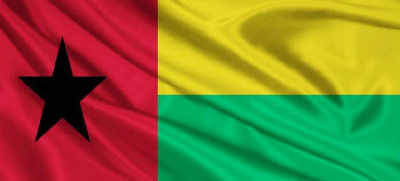 Bandeira da Guiné-Bissau