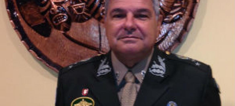 José Luiz Jaborandy Júnior. Foto: Rádio ONU