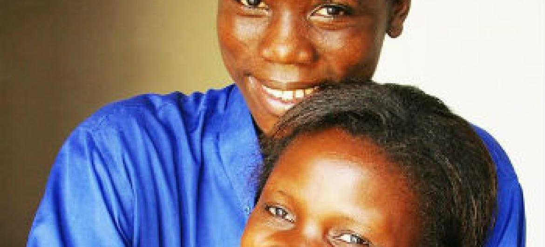 Jovens moçambiquanos. Foto: Unicef Moçambique