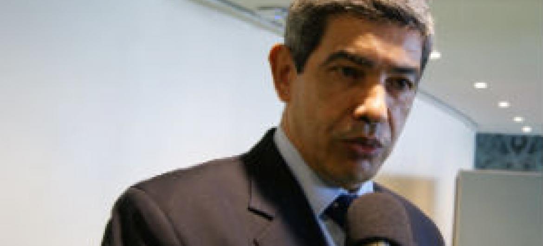 Fernando Jorge Wahon Ferreira. Foto: Rádio ONU