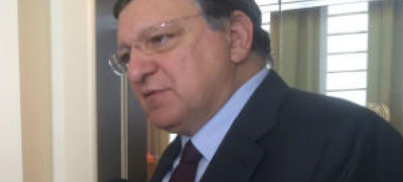 José Manuel Durão Barroso. Foto: Rádio ONU