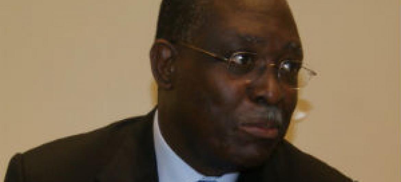 Manuel Vicente. Foto: Rádio ONU