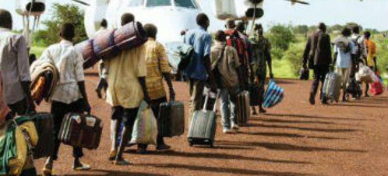 Reforma no sistema de imigração. Foto: OIM