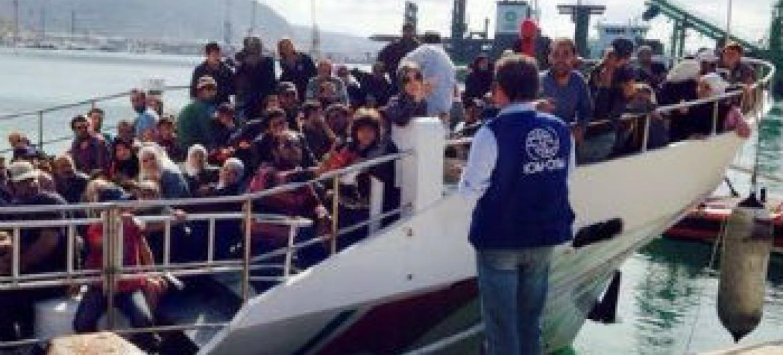 Segundo chefe da OIM, a migração é uma ferramenta para o desenvolvimento. Foto: OIM