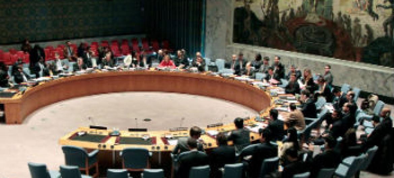 Conselho de Segurança. Foto: ONU/Paulo Filgueiras
