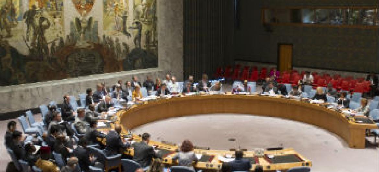 Conselho de Segurança. Foto: ONU/Eskinder Debebe