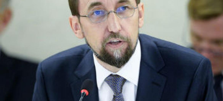 Zeid Ra'ad Al Hussein. Foto: ONU/Jean-Marc Ferré