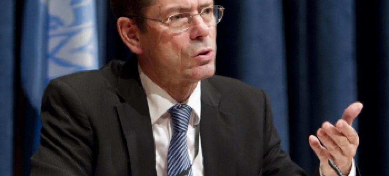 Ivan Simonovic. Foto: ONU/Rick Bajornas