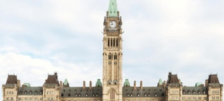 Ataque culminou com dois mortos. Foto: Parlamento do Canadá.