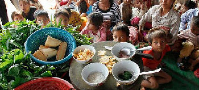 Dia Mundial da Alimentação. Foto: FAO
