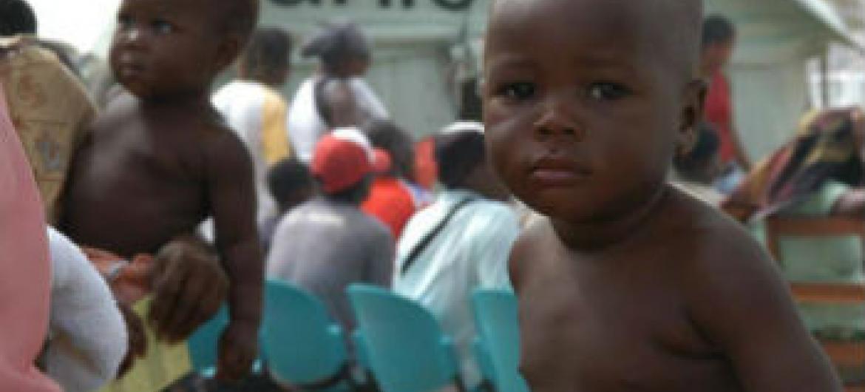 Mais de 16 mil crianças orfãs. Foto: Unicef