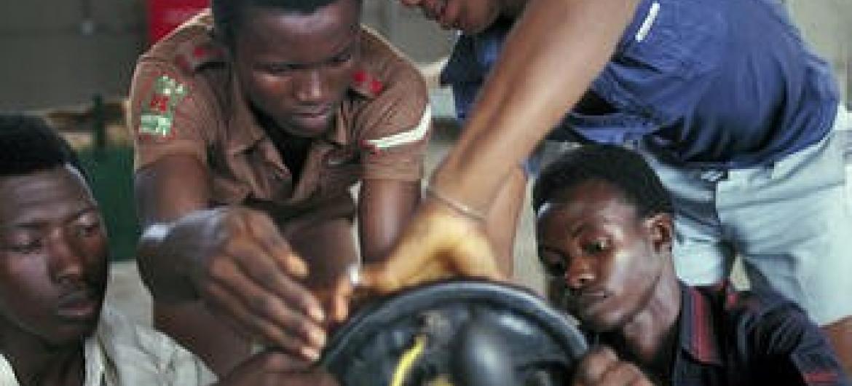 Reduzir a desigualdade nos PMA. Foto: Banco Mundial.
