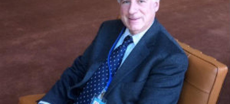 Guilherme da Silva. Foto: Rádio ONU