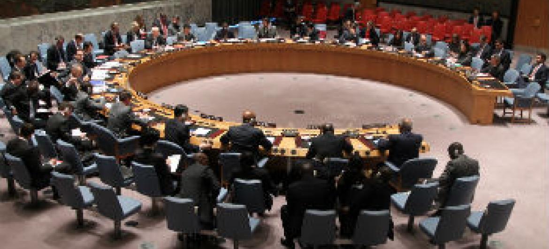 Conselho de Segurança discute situação da Guiné-Bissau. Foto: ONU/Devra Berkowitz