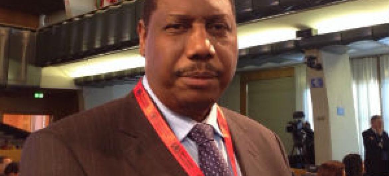 Alexandre Manguele. Foto: Rádio ONU