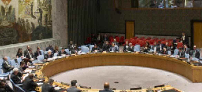 Conselho de Segurança da ONU. Foto: ONU/Eskinder Debebe