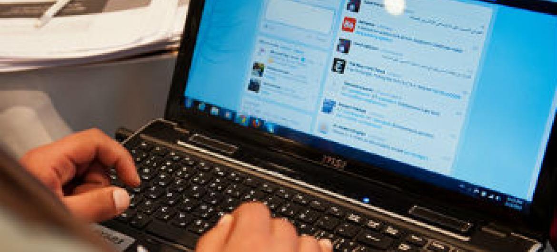 Níveis mais baixos de acesso à internet. Foto: Banco Mundial/Arne Hoel