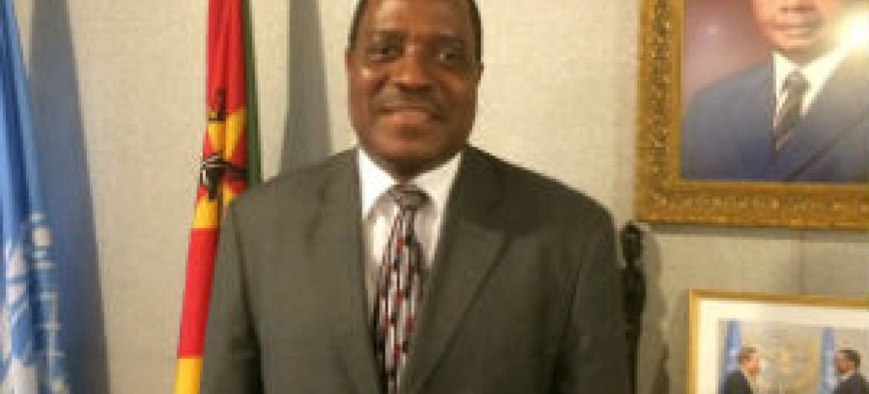 António Gumende. Foto: Rádio ONU