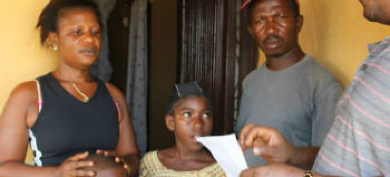 País trabalha de forma incansável para chegar a zero casos.Foto: Pnud Serra Leoa/A. K. Bah