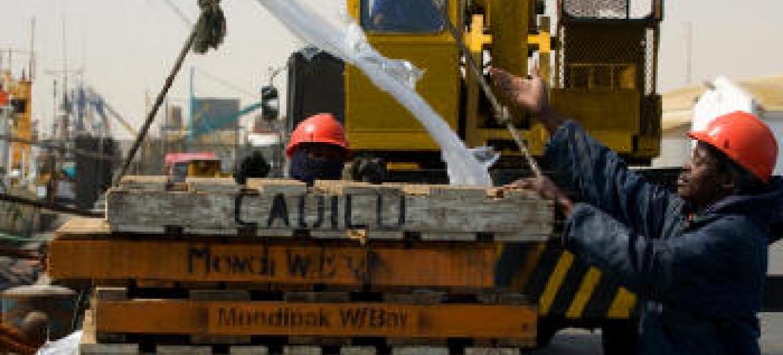 Infraestruturas melhoradas.Foto: Banco Mundial