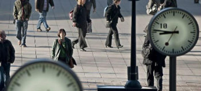 """Relatório """"Panorama Social e de Empregos Mundial"""". Foto: OIT"""