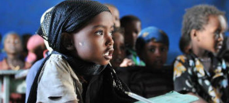 Insegurança alimentar afeta as crianças. Foto: PMA/Kiyori Ueno