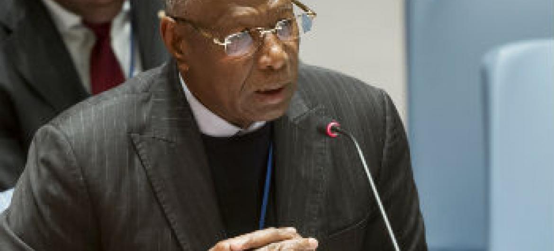 Abdoulaye Bathily. Foto: ONU/Yubi Hoffmann