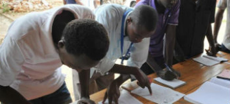 Eleições no Burundi. Foto: Menub